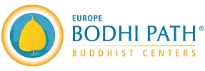 Logo Bodhi Path Europe